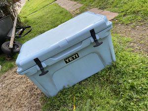 Yeti cooler for Sale in Tyler, TX