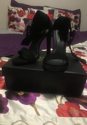 Black strapped High heels for Sale in Seattle, WA