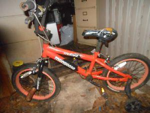 Kids mongoose bike for Sale in Bonaire, GA