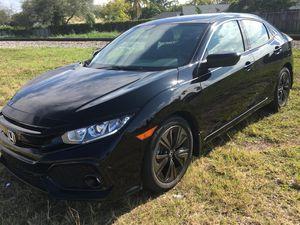 2018 HONDA CIVIC HATCHBACKS for Sale in Miami, FL