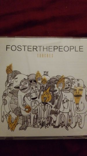 Foster the People CD for Sale in Lakeside, IA
