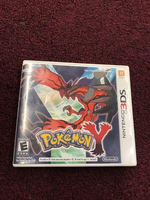 Pokémon Y Nintendo 3DS for Sale in Austin, TX
