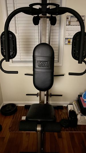 Home gym total sports america for Sale in Danbury, CT