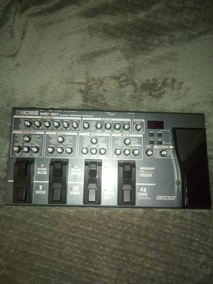Boss ME-80 Guitar Multiple effects for Sale in Fresno, CA
