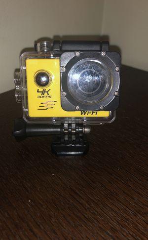 GoPro type camera 4K waterproof 30 FPS for Sale in Oakton, VA