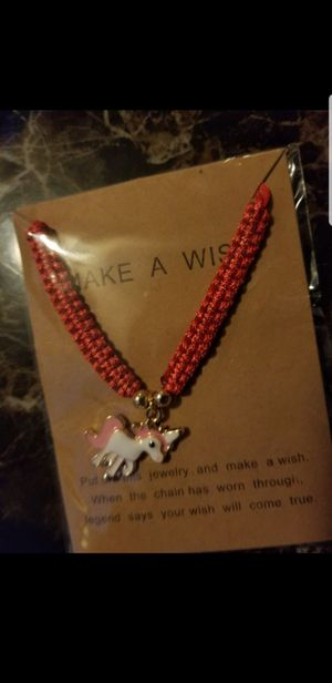 Unicorn Bracelet for Sale in Fresno, CA