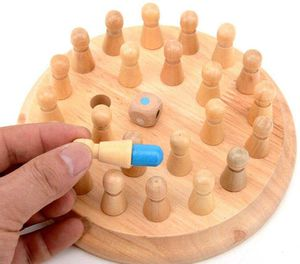 Wooden Memory Chess Cognitive Toys for Sale in Norfolk, VA