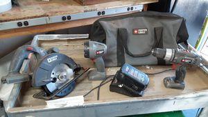 Power Tool Set for Sale in Phelan, CA