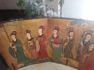 Antique Asian art piece for Sale in Newport News, VA