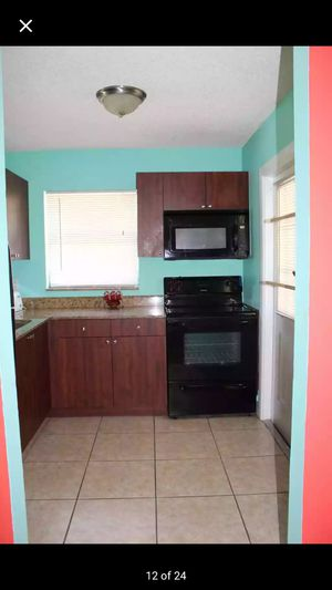 Kitchen cabinets with appliances for Sale in Delray Beach, FL