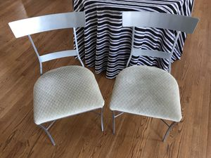 Set of 2 chairs for Sale in Mount Airy, MD