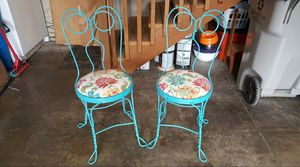 Ice Cream Parlor Chairs for Sale in Fairview, OR