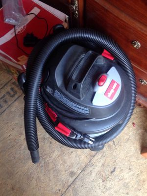 Shop vac only used twice for Sale in Chula Vista, CA