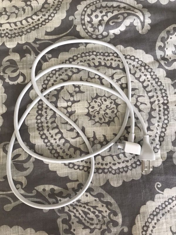 Macbookpro extension cord