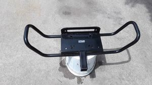 Northern tool welded winch mount for 2 inch receiver for Sale in Arlington, TX