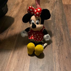 Vintage 1970s Minnie Mouse Doll for Sale in Ocoee, FL