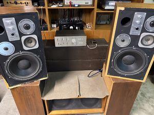 Vintage 1977 Marantz/Kenwood system for Sale in Phoenix, AZ