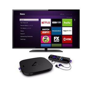 $20 al mes servicio de cable no contrato para cajas ROKU muchos canales y peliculas for Sale in Dallas, TX