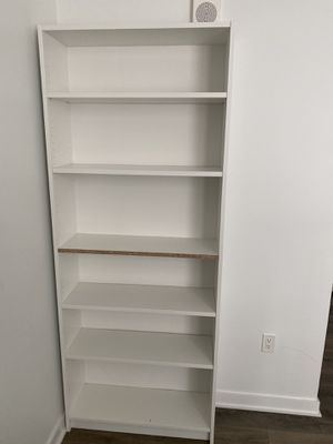 Tall and sturdy bookshelf! for Sale in Washington, DC