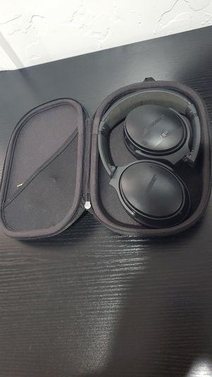 Bose QuietComfort bluetooth Headphones for Sale in Madera, CA