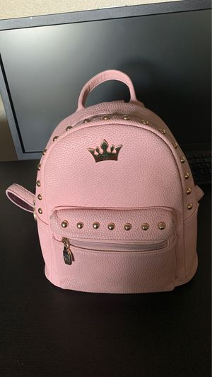 Pink mini backpack for Sale in Las Vegas, NV