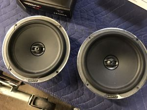 "Hertz Mille Pro 6.5"" speakers for Sale in Pickerington, OH"