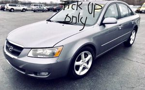 *Mechanic Special* •• ONLY $1600 ! 2006 Hyundai Sonata ••Leather• Needs Head Gasket for Sale in Baltimore, MD
