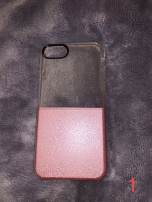 iPhone 6/6S cases; each $5 for Sale in Tujunga, CA