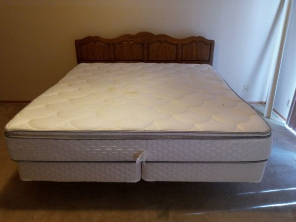 King Mattress And Frame