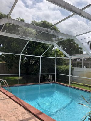 Screen for door window patio and pool enclosure for Sale in Pembroke Pines, FL