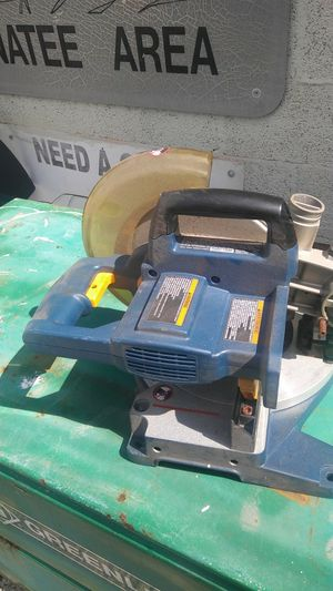 Ryobi miter saw 18v for Sale in Charlotte, NC