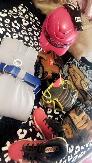 Baseball gear for Sale in Pinon Hills, CA