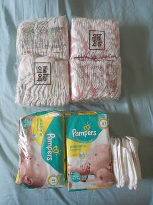 Diapers and pumps for Sale in Rural Hall, NC