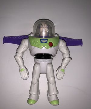 Vintage Disney X Pixar toy story McDonald's toys collectibles buzz light year for Sale in Huntington Park, CA