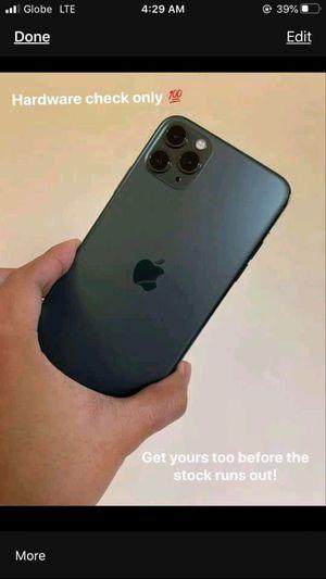 Iphone 11 pro max 256gb for Sale in Atlanta, GA