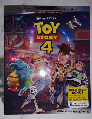 Toy Story 4 Blu-Ray/DVD Brand New for Sale in Tempe, AZ