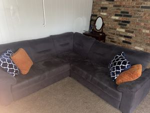 Gray Sectional for Sale in Tulsa, OK
