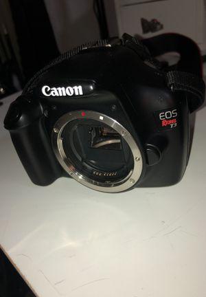 Canon Rebel T3 + Some for Sale in Dallas, TX