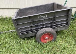 Outdoor Gardening Tractor or Etc Wagon Cart for Sale in Houston, TX