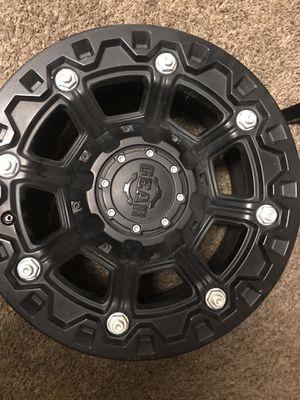 """Gear blackjack alloy wheels 16"""" for Sale in Euless, TX"""