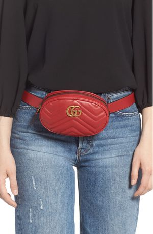 Gucci gg marmont belt bag purse for Sale in Las Vegas, NV