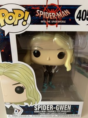 Spider-Gwen action figure pop for Sale in Livermore, CA