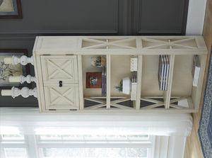 🍀Bolanburg White/Oak Large Bookcase   byAshley 🍀 for Sale in Jessup, MD