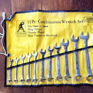 Vulcan 11 Piece Combination Wrench Set for Sale in Gaithersburg, MD