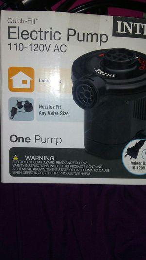 Air mattress pump for Sale in Rockmart, GA