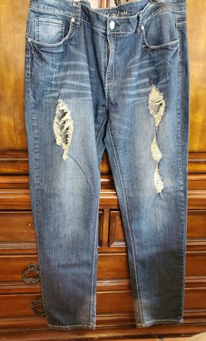 ❤ women's Jeans (plus size) size: 20 for Sale in East Los Angeles, CA