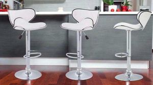 Set of 3 chair bar stools new in box for Sale in Orlando, FL