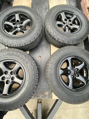 Jeep wheels for Sale in Santa Ana, CA
