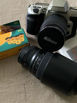 Nikon N60 Film Camera for Sale in Los Angeles,  CA
