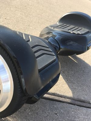 Black bluetooth swagtron hoverboard for Sale in Elgin, TX
